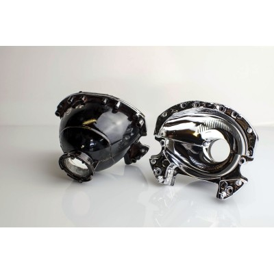 Regeneracja soczewki, odbłyśnik - BMW X3