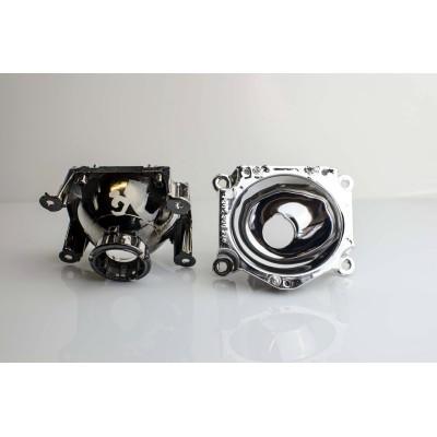 Regeneracja soczewki, odbłyśnik - Ford Mondeo MK3