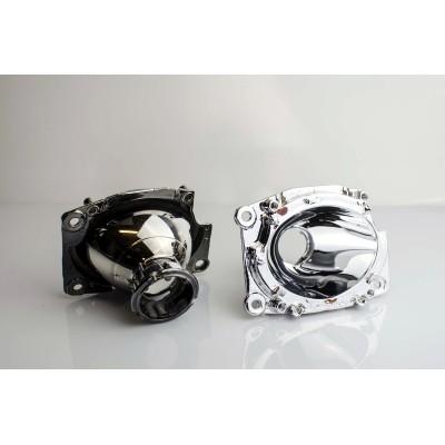 Regeneracja soczewki, odbłyśnik - Mazda 6