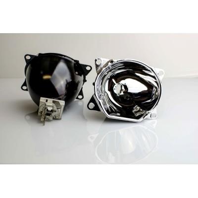 Regeneracja soczewki, odbłyśnik - Peugeot 307