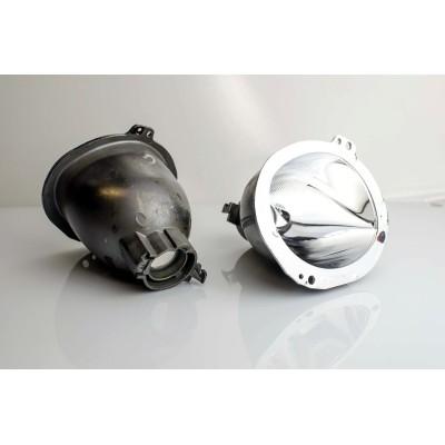 Regeneracja soczewki, odbłyśnik - Volvo FH