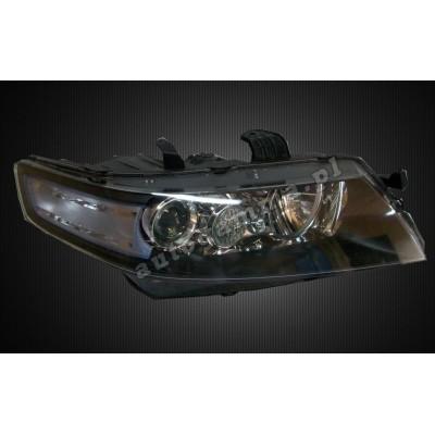 Regeneracja reflektorów - Honda Accord