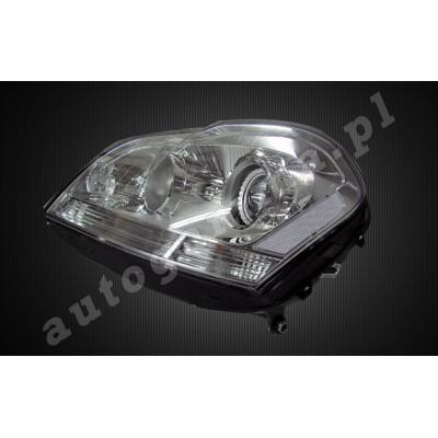 Regeneracja reflektorów - Mercedes GL