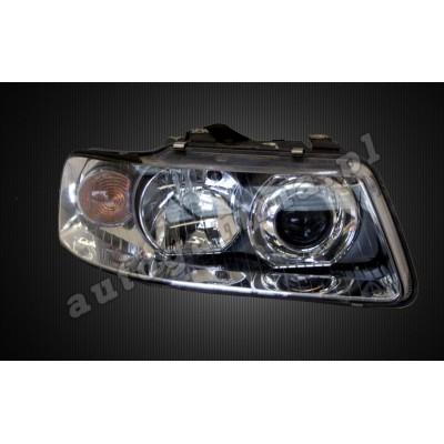 Regeneracja reflektorów - Audi A3 8L