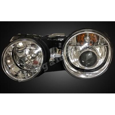 Regeneracja reflektorów - Jaguar S-type