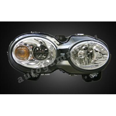Regeneracja reflektorów - Jaguar X-type