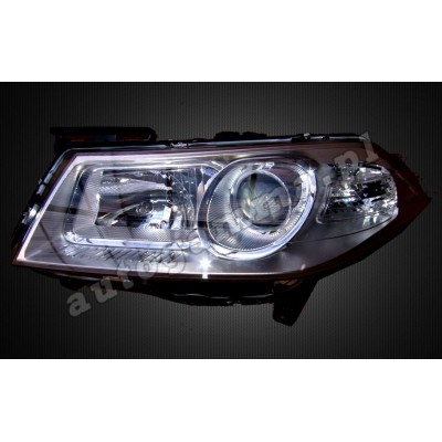 Regeneracja reflektorów - Renault Megane II