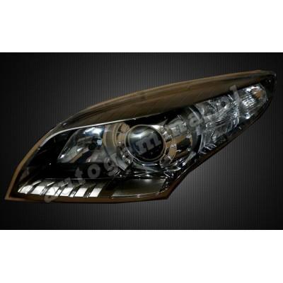 Regeneracja reflektorów - Renault Megane III