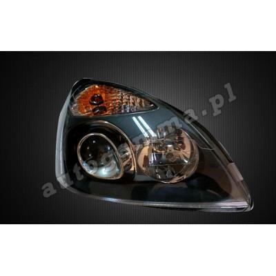 Regeneracja reflektorów - Renault Clio II