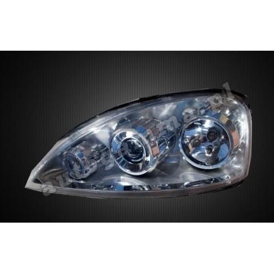 Regeneracja reflektorów - Opel Corsa C