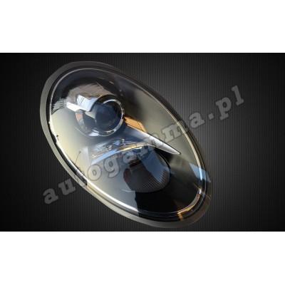 Regeneracja reflektorów - Porsche 911/977