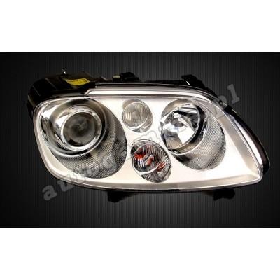 Regeneracja reflektorów - Volkswagen Touran I