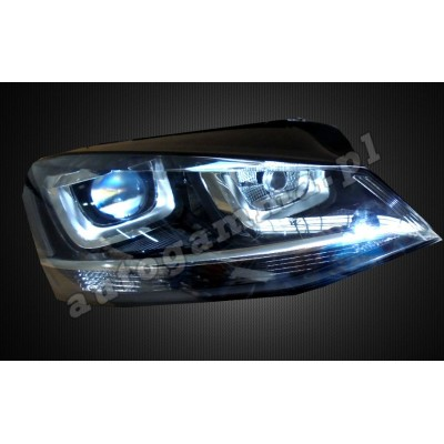 Regeneracja reflektorów - Volkswagen Golf 7