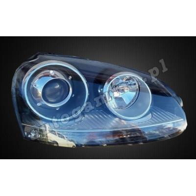 Regeneracja reflektorów - Volkswagen Golf 5