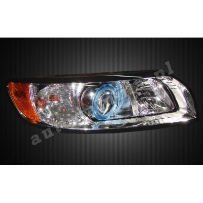 Regeneracja reflektorów - Volvo S40/V50