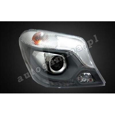 Regeneracja reflektorów - Mercedes Sprinter III 906 2006-