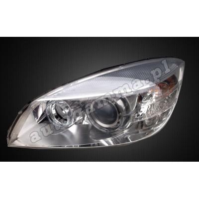 Regeneracja reflektorów - Mercedes C W204