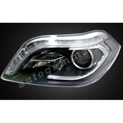 Regeneracja reflektorów - Mercedes GL X166