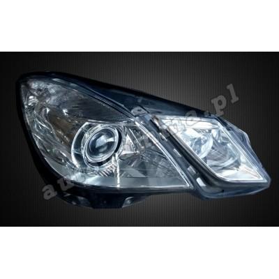 Regeneracja reflektorów - Mercedes W212