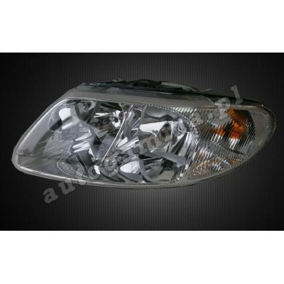 Regeneracja reflektorów - Chrysler Voyager III 2000-2004