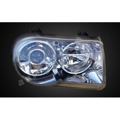 Regeneracja reflektorów - Chrysler 300 C