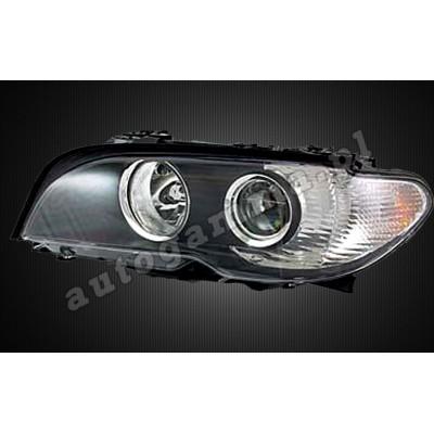 Regeneracja reflektorów - BMW 3 e46 FL Coupe