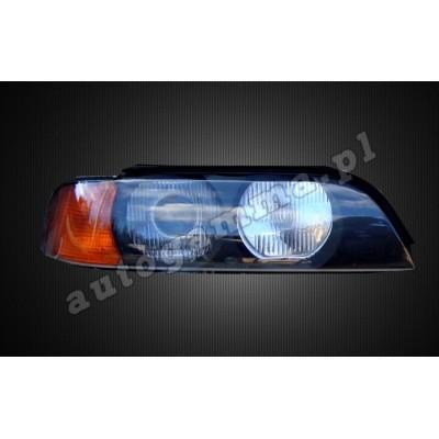 Regeneracja reflektorów - BMW 5 e39