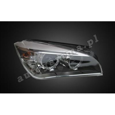 Regeneracja reflektorów - BMW X1 e84