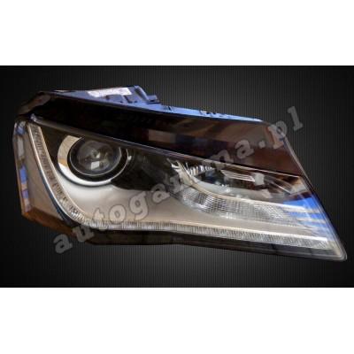 Regeneracja reflektorów - Audi A8 D4
