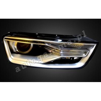 Regeneracja reflektorów - Audi Q3