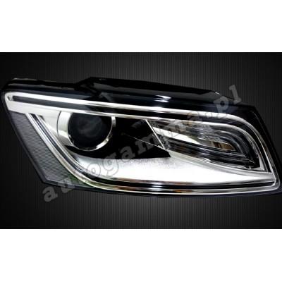Regeneracja reflektorów - Audi Q5