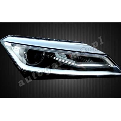 Regeneracja reflektorów - Audi TT 8S 2014-