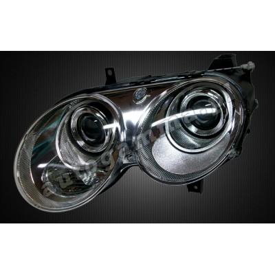 Regeneracja reflektorów - Bentley Continetal Flying Spur