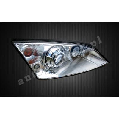 Regeneracja reflektorów - Ford Mondeo MK3