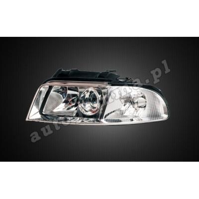 Regeneracja reflektorów - Audi A4 B5