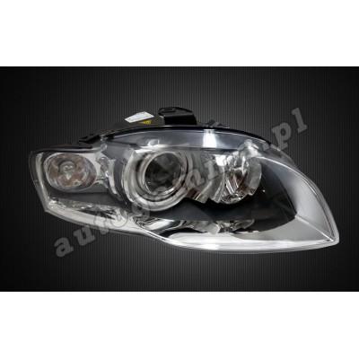 Regeneracja reflektorów - Audi A4 B7