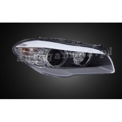Regeneracja reflektorów - BMW 5 F10