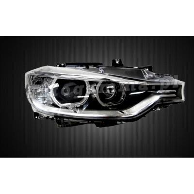 Regeneracja reflektorów - BMW 3 F30