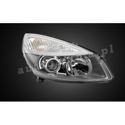 Regeneracja reflektorów - Renault Scenic II