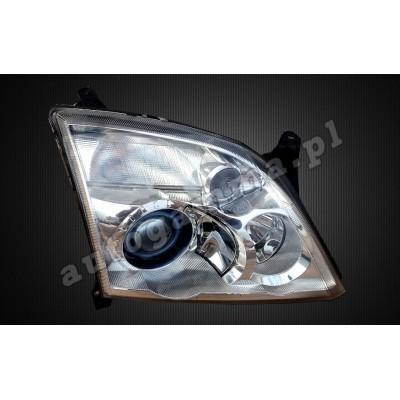 Regeneracja reflektorów - Opel Vectra C