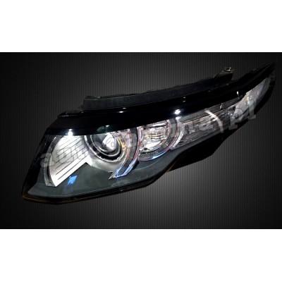 Regeneracja reflektorów - Land Rover Range Rover Evoque