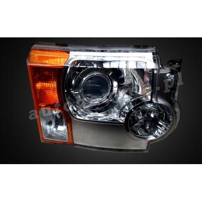 Regeneracja reflektorów - Land Rover Discovery 3