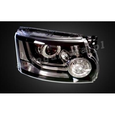Regeneracja reflektorów - Land Rover Discovery 4