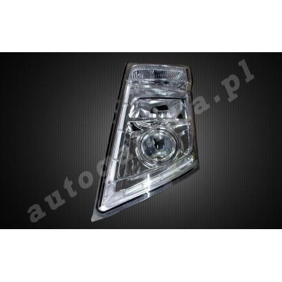 Regeneracja reflektorów - Volvo FH13
