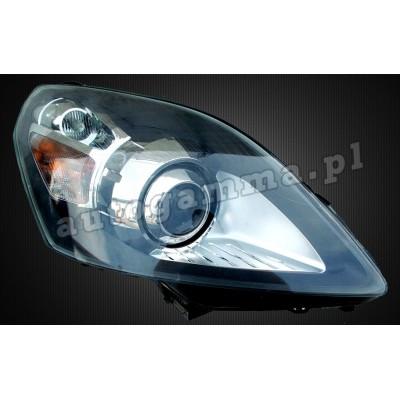 Regeneracja reflektorów - Opel Zafira B