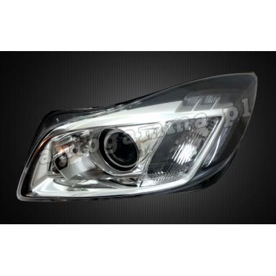 Regeneracja reflektorów - Opel Insignia