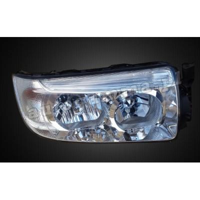 Regeneracja reflektorów - Subaru Forester II