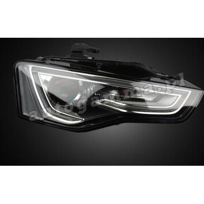 Regeneracja reflektorów - Audi A5 I po lift