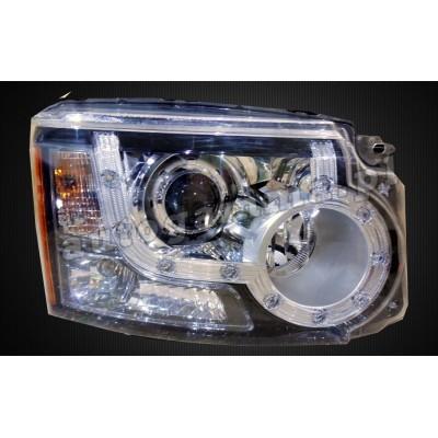 Regeneracja reflektorów - Land Rover Discovery 3 FL