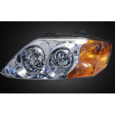Regeneracja reflektorów - Hyundai Coupe II